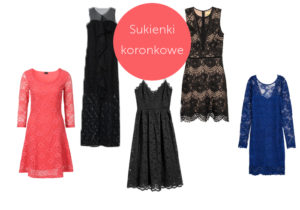 Sukienki koronkowe - zmysłowość i elegancja