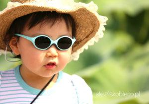 Ochrona dziecka przed słońcem