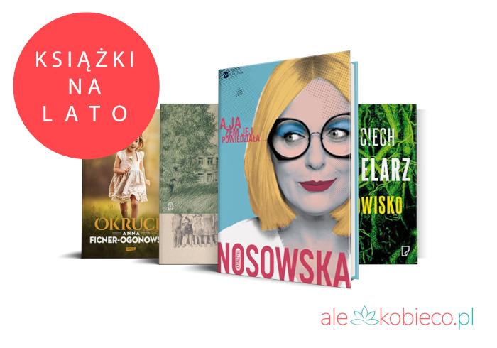 Książki na lato 2018
