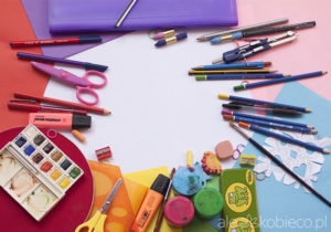 Wyprawka szkolna dziecka