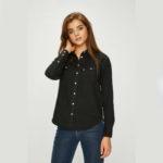 Koszula damska jeansowa czarna Levi's