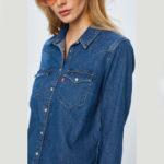 Koszula jeansowa damska Levi's