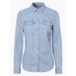 Tommy Jeans Damska koszula jeansowa jasna