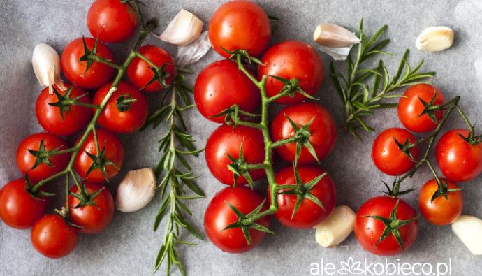 Pomidory - właściwości, kalorie, przepisy