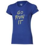 Koszulka do biegania damska Go run IT