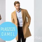 Płaszcze camel damskie i męskie 2018