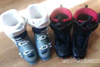 Narty czy snowboard - zalety i wady nart i snowboardu