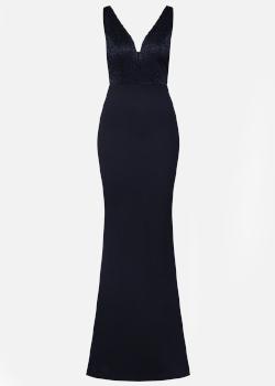 Długa suknia wieczorowa czarna - AboutYou