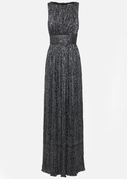 Sukienka wieczorowa Heine srebrna