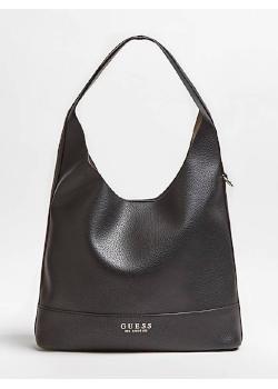 Czarna torebka na ramię Guess