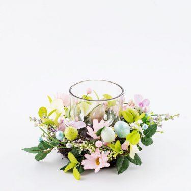 Dekoracja wielkanocna - świecznik, home&you