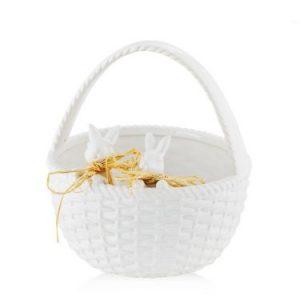 Wielkanocny koszyk, ceramika, home&you