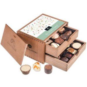 Pudełko prezentowe czekoladek dla mamy