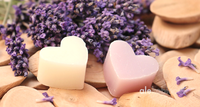 Prezent na Dzień Matki DIY - ręcznie robione mydełka