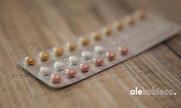 Pigułki antykoncepcyjne