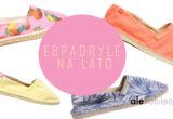 Espadryle - buty na lato 2019